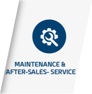 Maintenance and After-Sales-Service