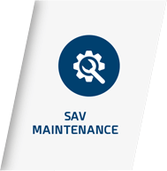 SAV Maintenance