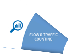 Flow and Traffic Counting