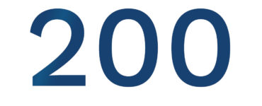 200 employés