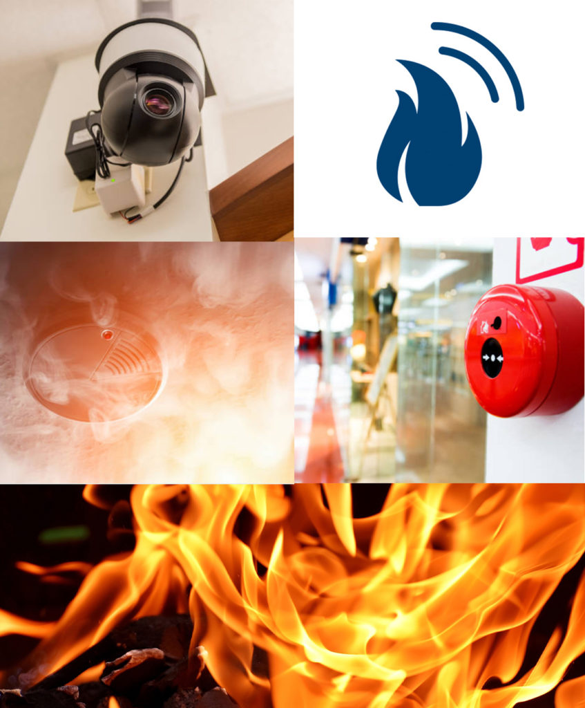 Fire detection solution