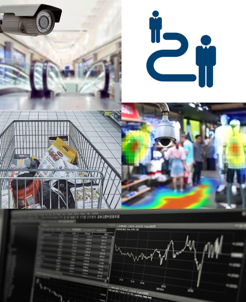 Customer path analysis solution