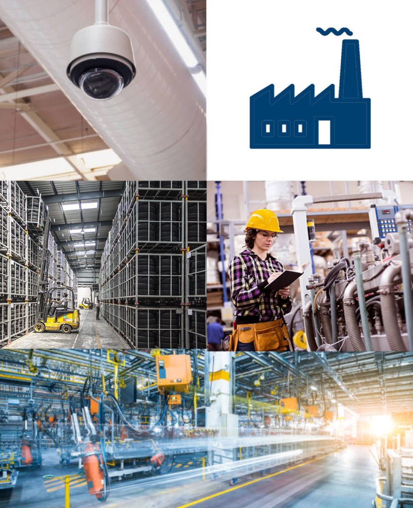 Securize your industrial site