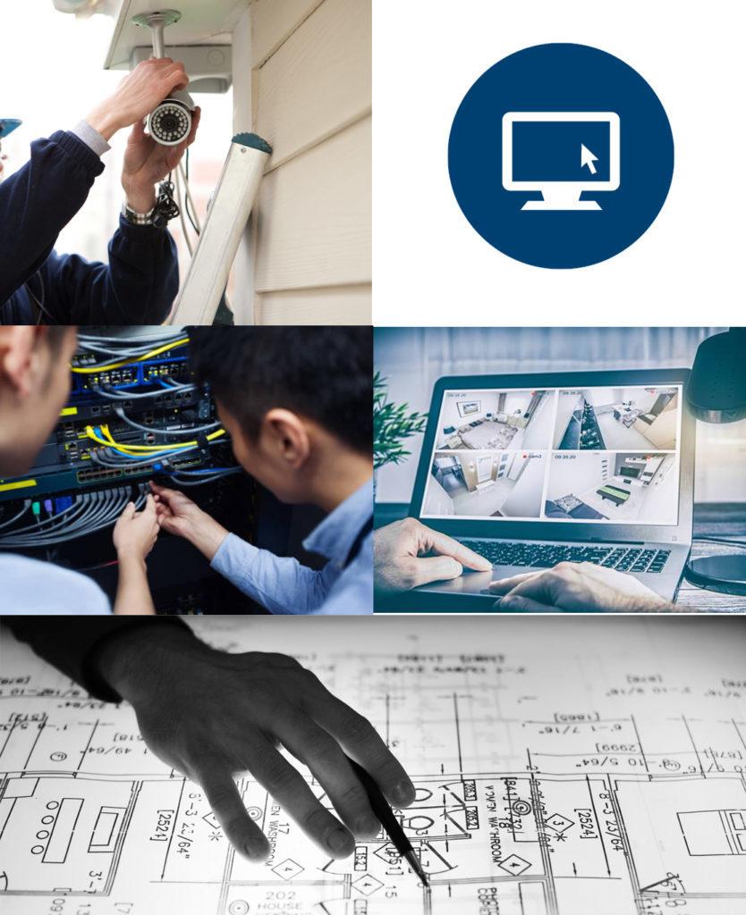 Integración y Concepción sistem ade seguridad