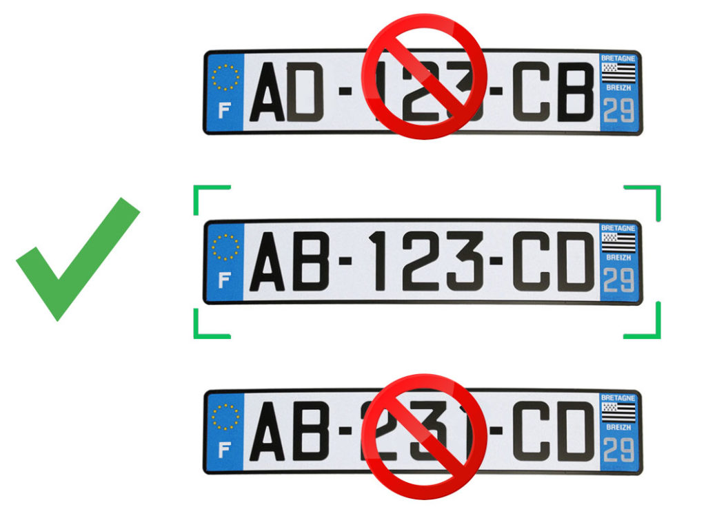 Solution de lecture automatique de plaques d'immatriculation