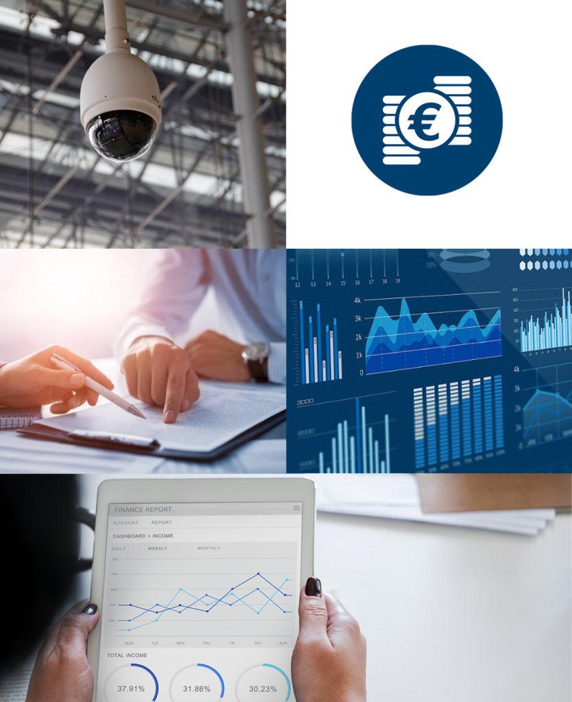 Alquiler y Financiación sistema de seguridad